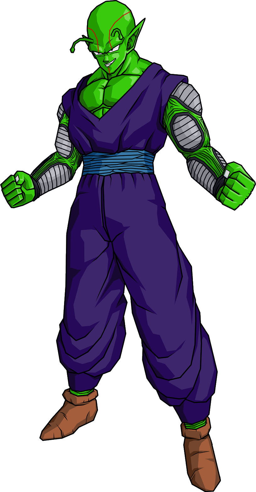 Piccolo dbz png. Image baby by db