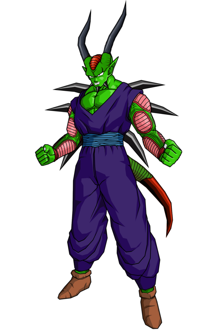 Piccolo Hd Transparent Png Clipart Free Download Ya Webdesign
