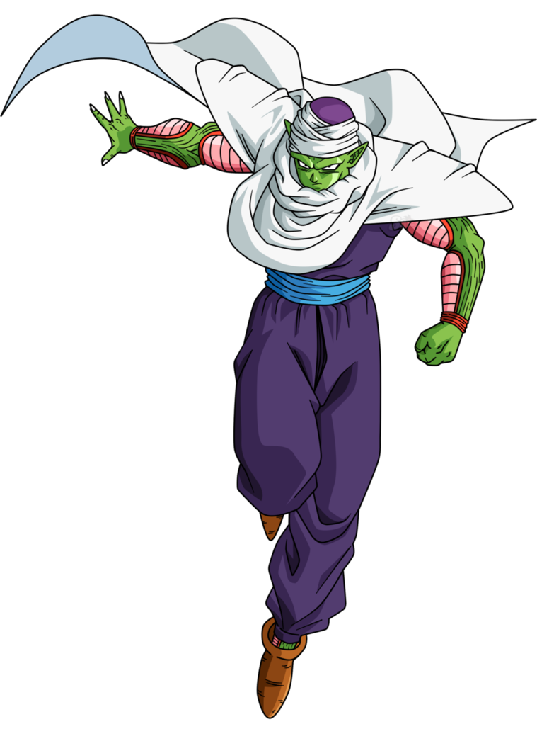 piccolo partying png
