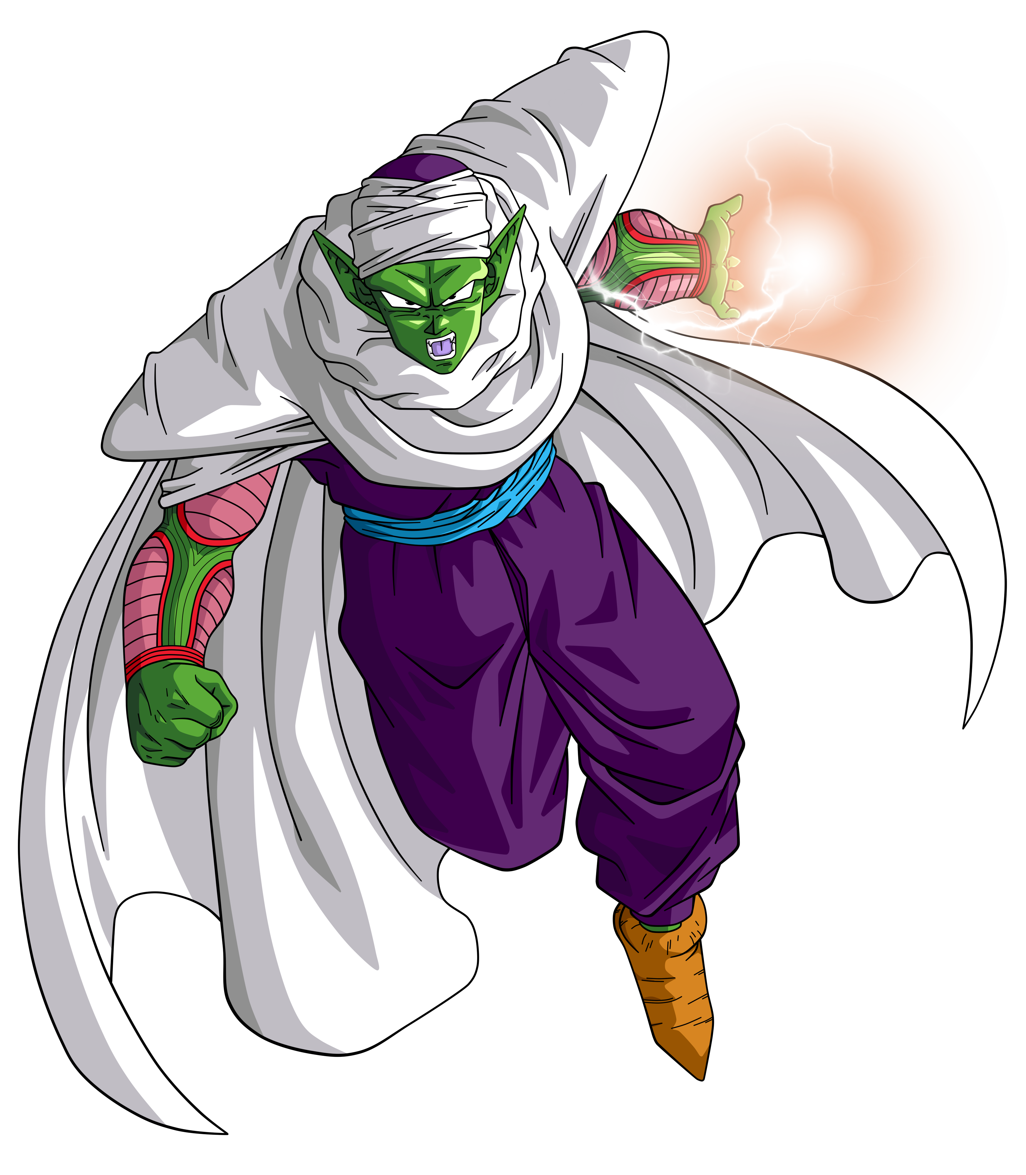 Piccolo boaed png