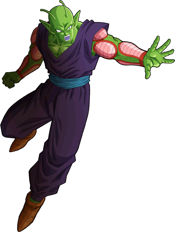 Piccolo face png. Image revival of f