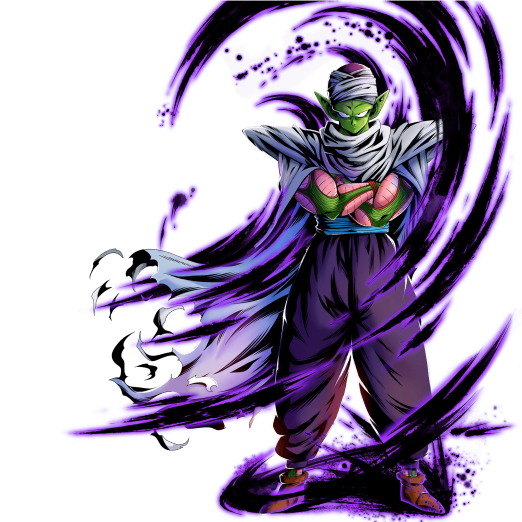Piccolo special beam cannon png. Sp green dragon ball