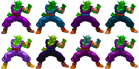 Piccolo special beam cannon png. Mfg z project hell
