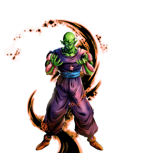 Piccolo special beam cannon png. Ex fused with nail