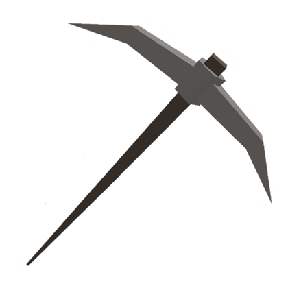 pickaxe transparent fantasy