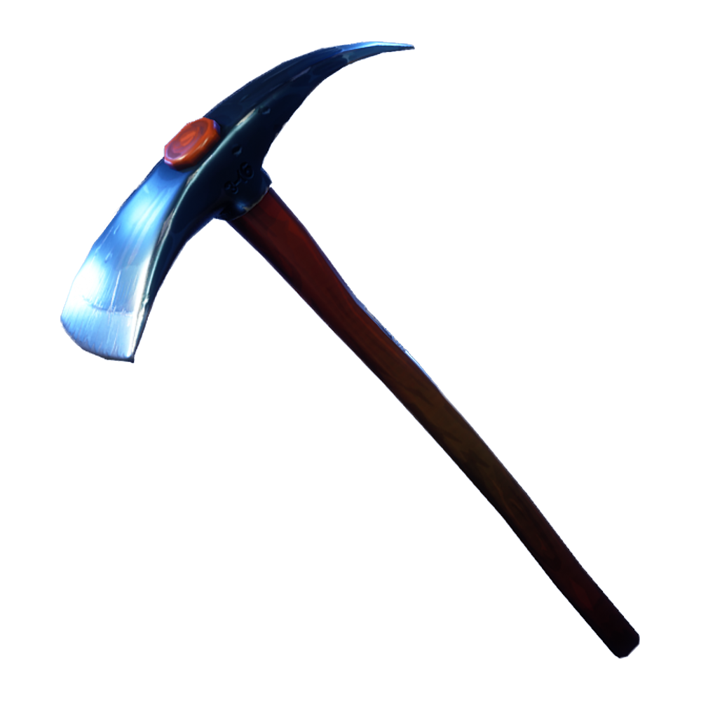 Pick axe png. Fortnite pickaxe image purepng