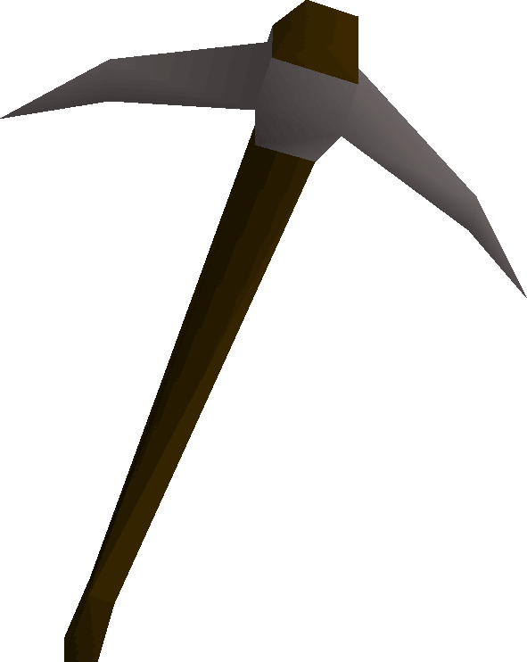 Weapon drawing pickaxe. Image iron detail png