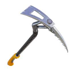 Pickaxe transparent ice breaker. Fortnite pickaxes cliffhanger