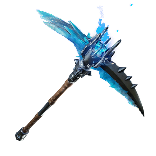 Pickaxe transparent toy. Image permafrost fortnite png