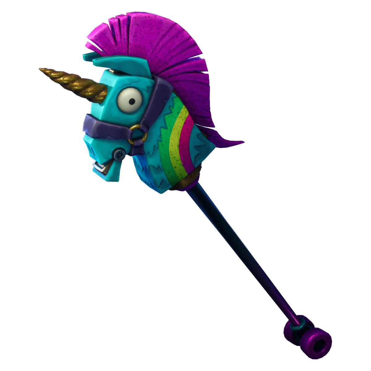Pickaxe transparent toy. What s everyone favorite