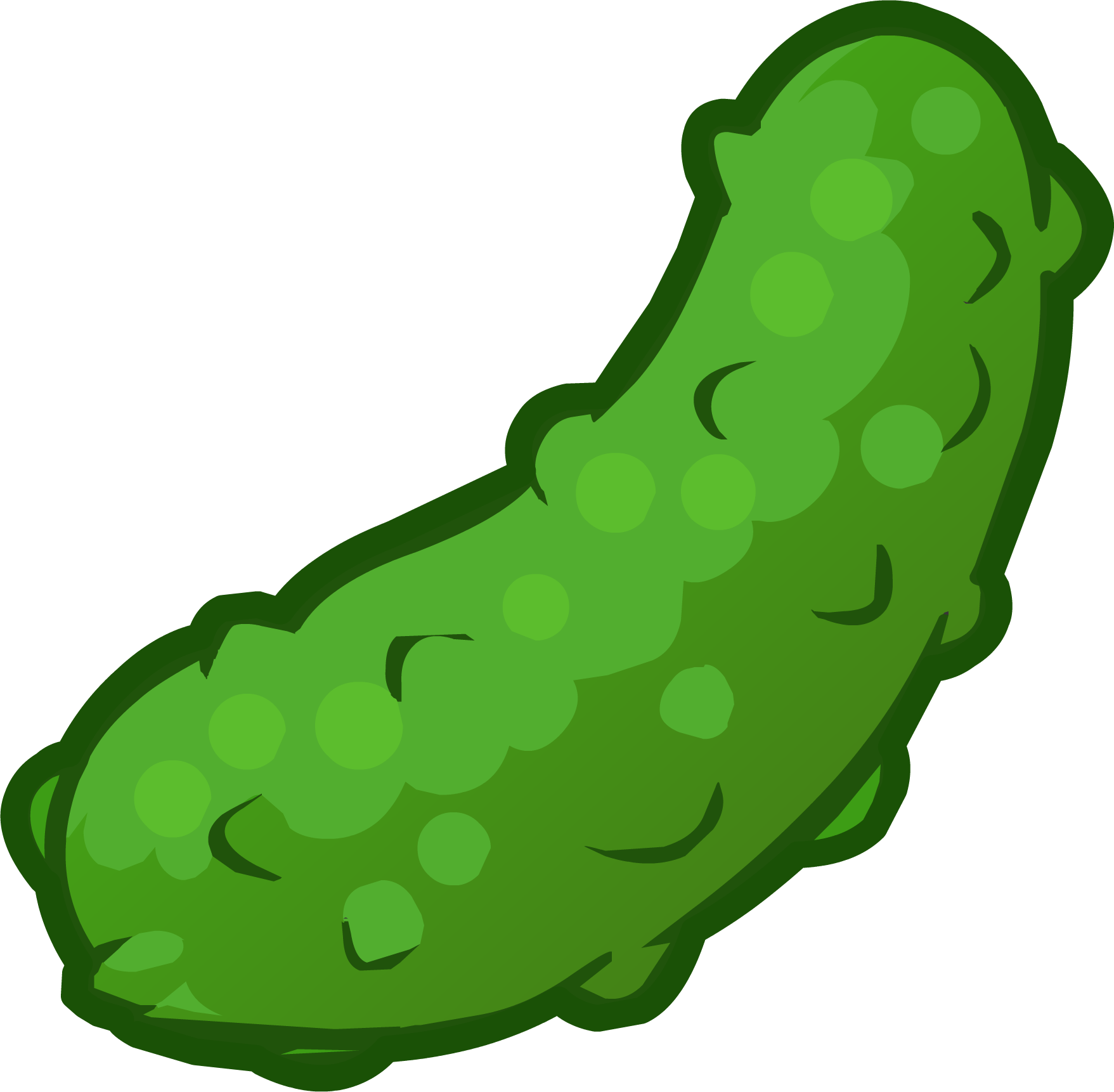 pickles clipart preserved food