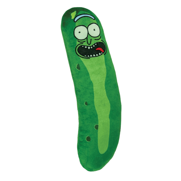 Pickle rick transparent png. And morty plush eb