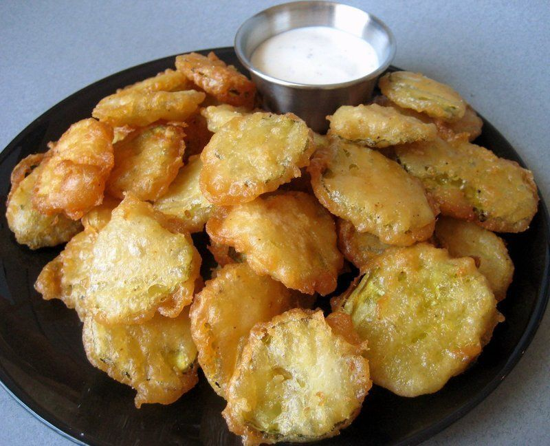 Pickles clipart fried pickles. Recipe and food