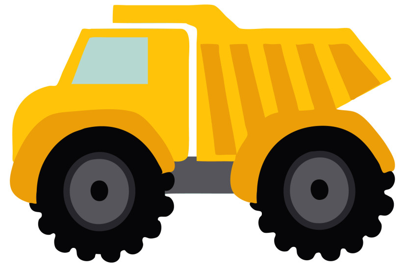 Pickup clipart yellow truck. Monster at getdrawings com