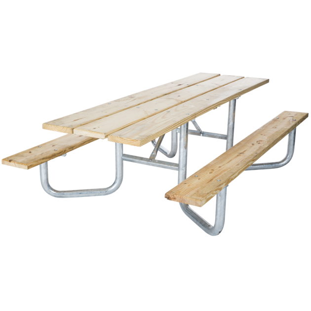 Picnic table png. Jamestown wood tables pipe