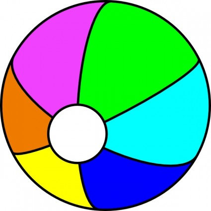 Picture clipart ball.