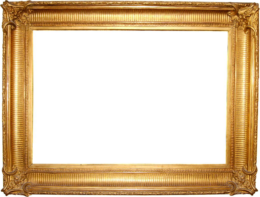 Picture frame .png. Png big texture photo