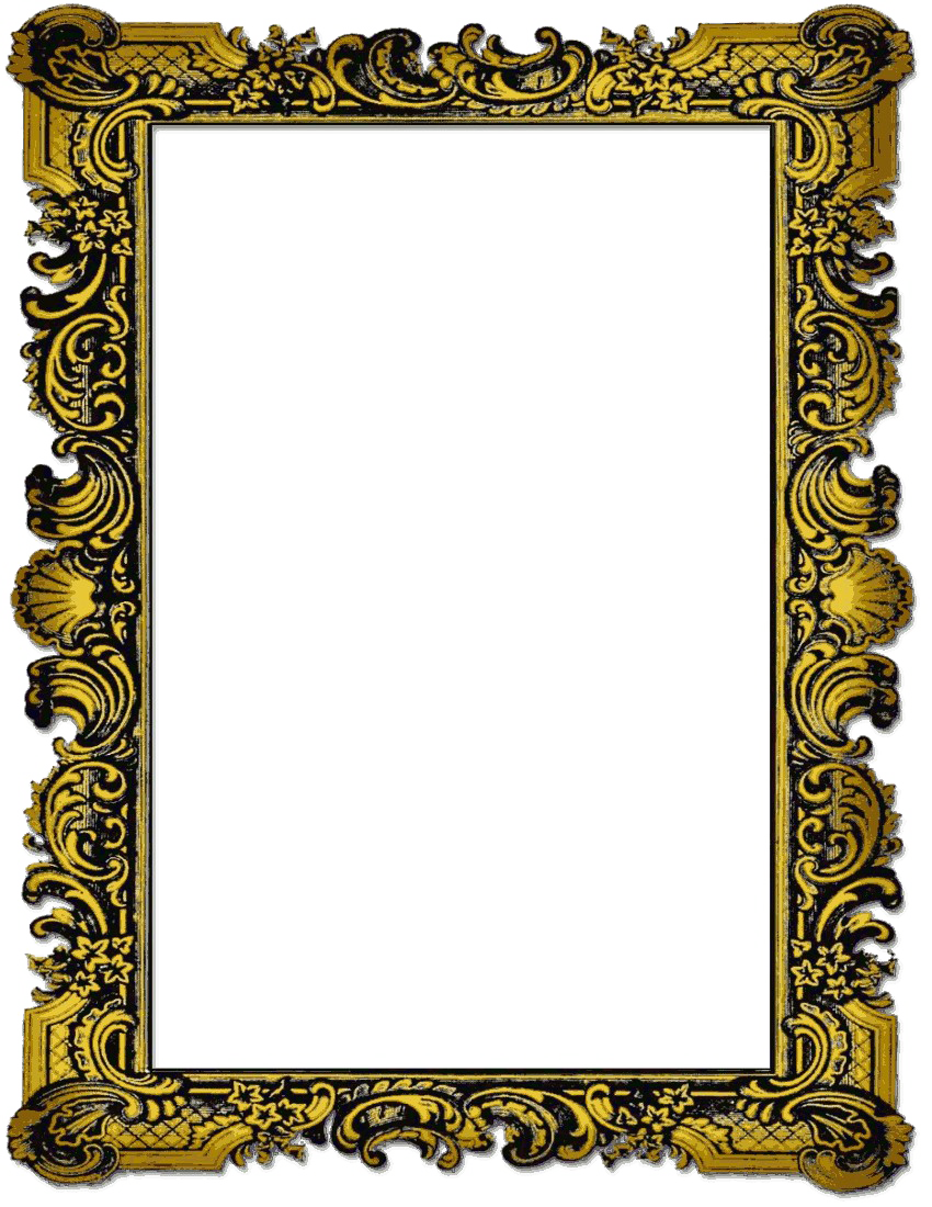 Picture frame png transparent. Collage images all free