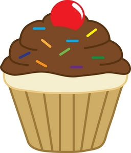 Pictures clipart cupcake. Graphic panda free images