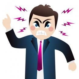 Pictures clipart person. Angry people clip art
