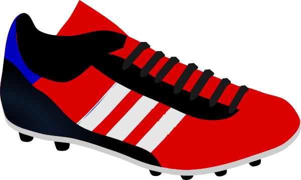 free tennis shoe clipart png