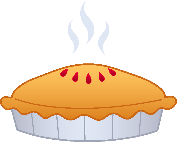 thanksgiving pie png