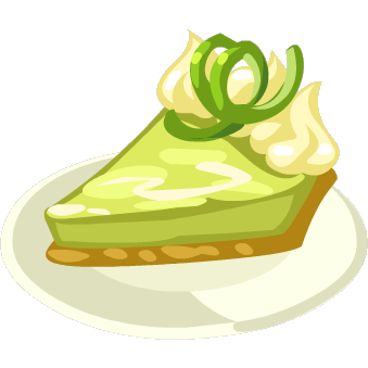 Pie clipart lime pie. Free cliparts download clip