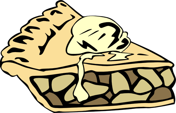 Cartoon pie png. Free apple download clip