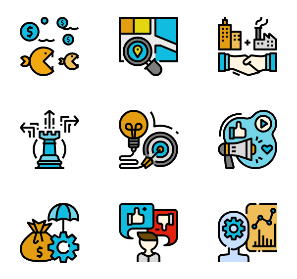 Pie face png. Chart icons free vector