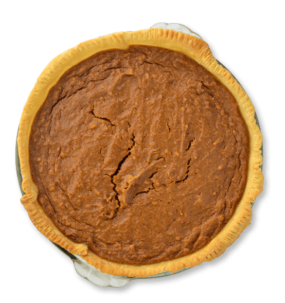 Pie top down png. Holiday recipe remix simply