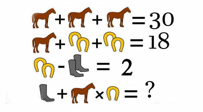 Piece clipart math puzzle. Can you solve this