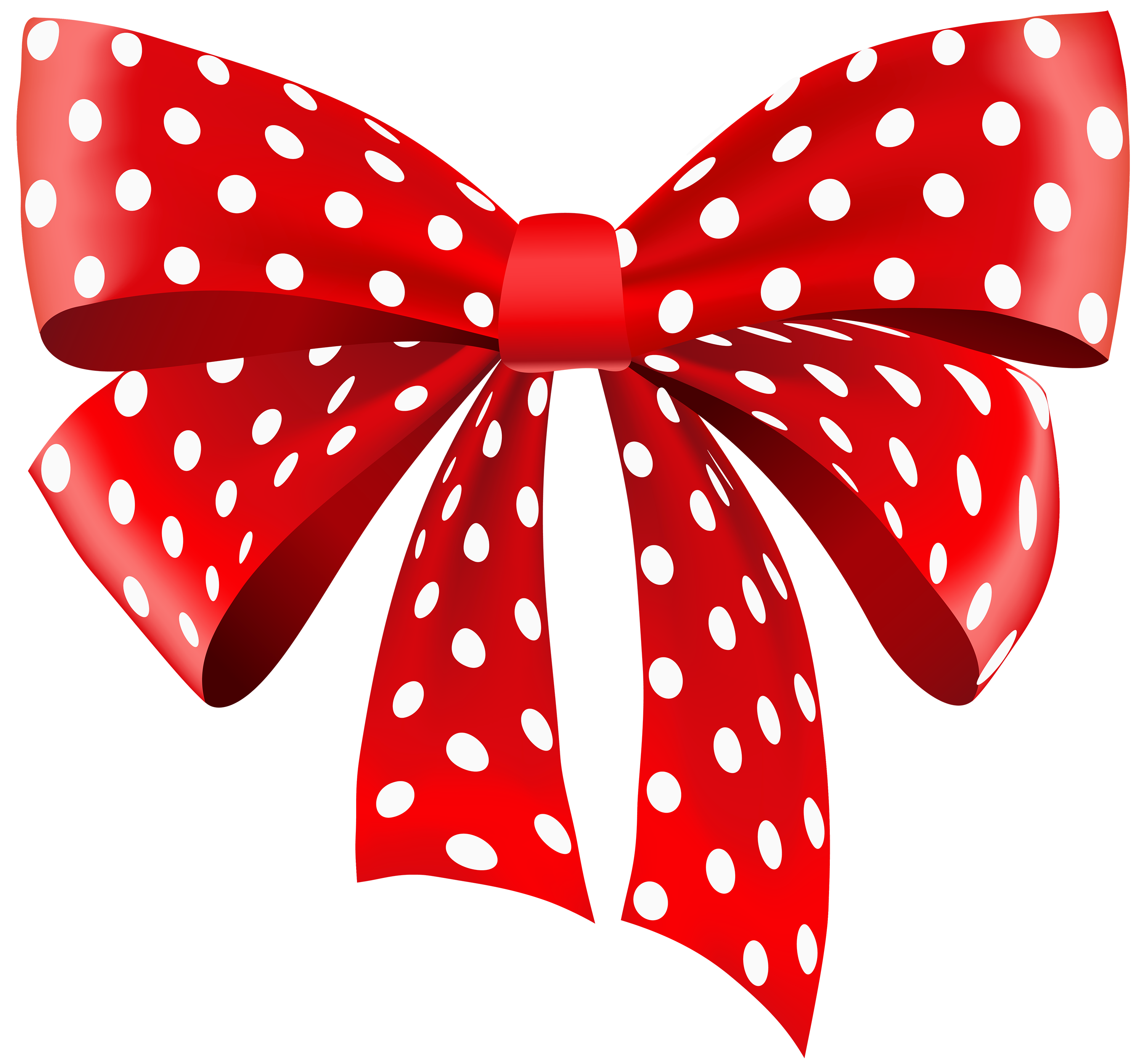 Png images of red polka dots
