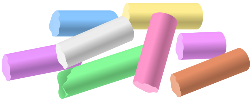 Piece of chalk png. Pieces free images toppng