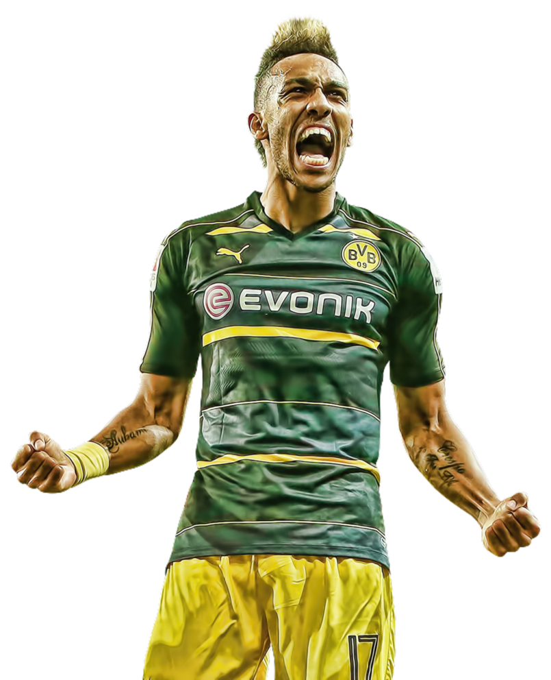 Pierre png. Emerick aubameyang topaz by