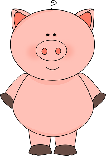 pig clipart female pig