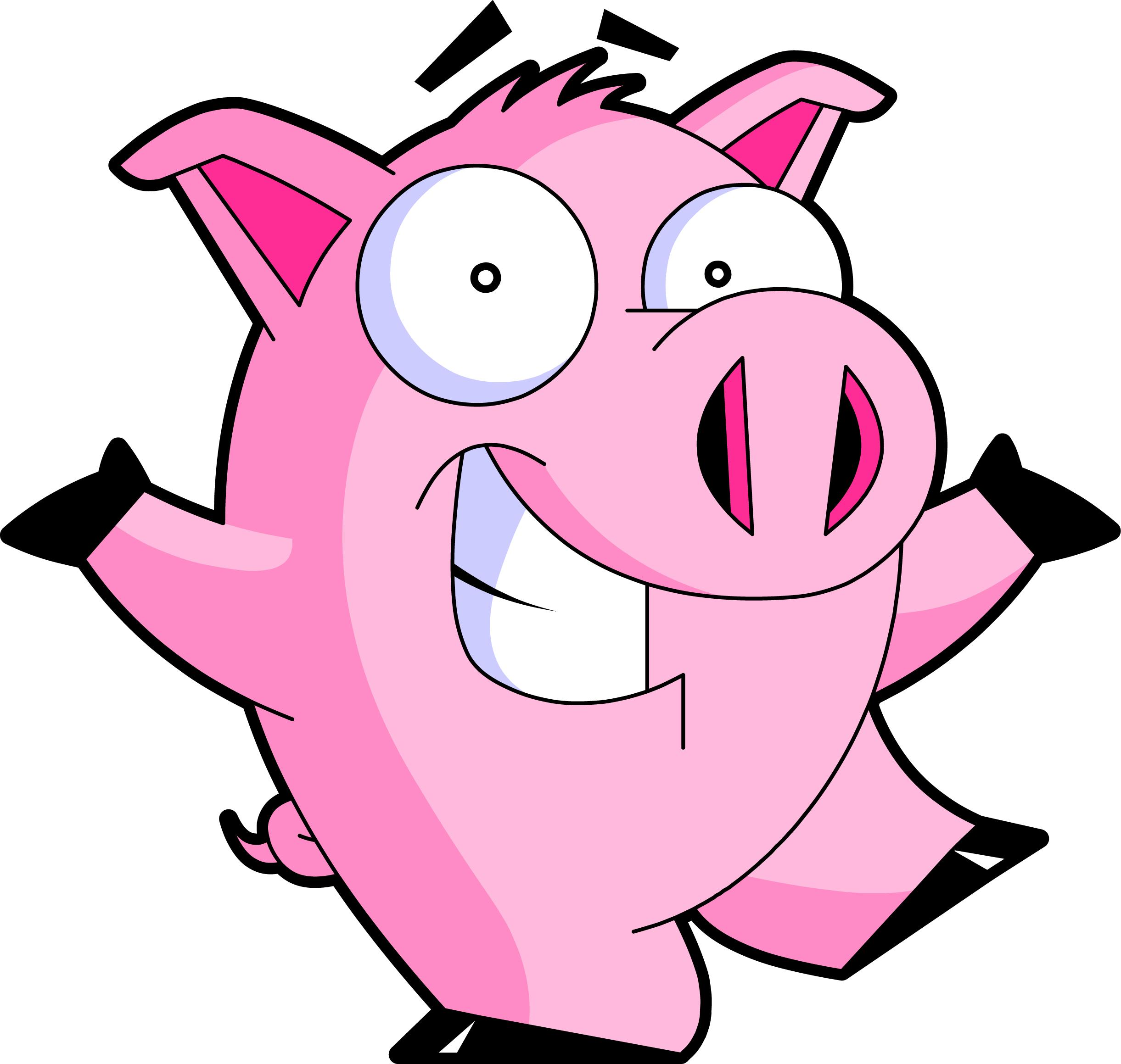 Clipart of pigs pictures. Pig clip art cartoon picture download