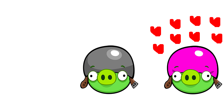 Pig clip art female pig. Corporal angry birds fanon