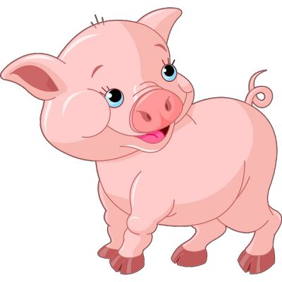 Pork clipart pencil and. Pig clip art transparent background clipart royalty free download