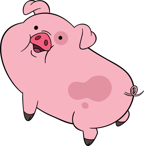 Pig clip art transparent background. Clipart pencil and in