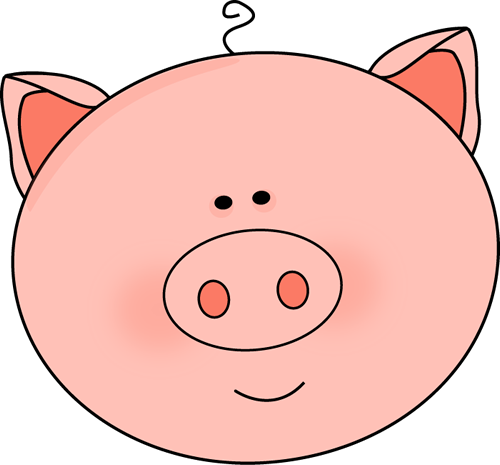 Pig face png