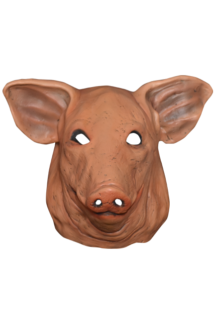 pig mask png