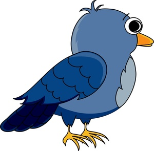 Pigeon clipart cartoon graphic royalty free library