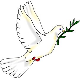 Pigeon clipart holy. Staying active in the