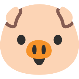Pigs clipart dog. Pig face png hd