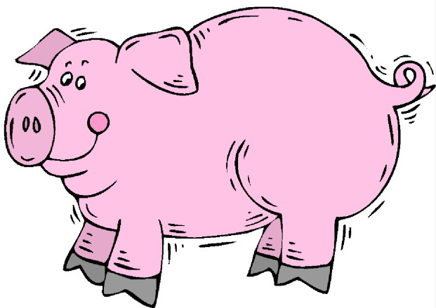 Pigs clipart overweight. Fat unicorn at getdrawings