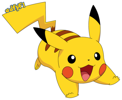 Pikachu arms up png. By adfpf on