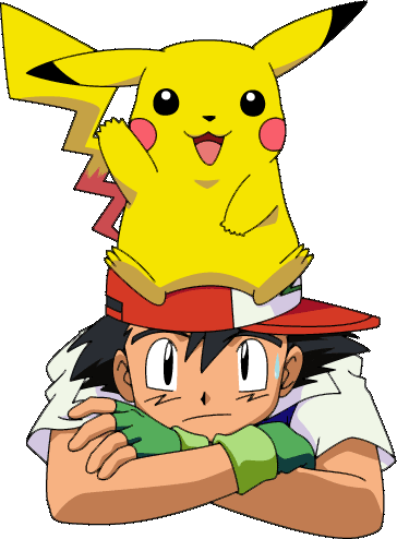 Pikachu head png. Image ash with on