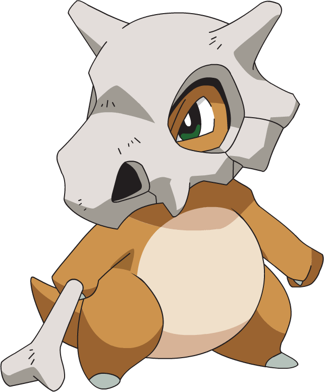 Sad pokemon png. Image cubone ag anime