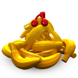 Pile of bananas png. Image cherry banana lego
