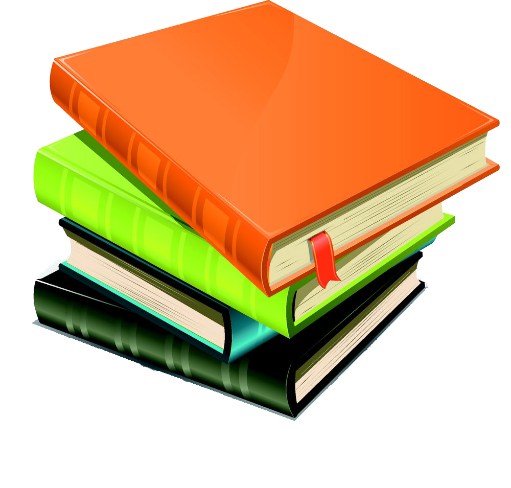 Pile of books png. Book royalty free illustration
